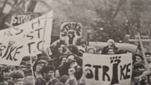 CampusBuiLLd: Interactive Arts & Activism