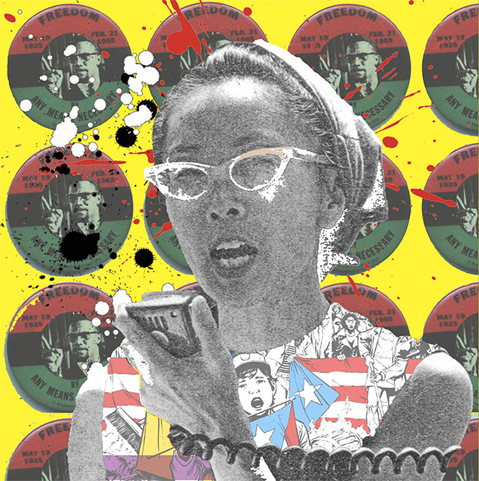 Folk Hero: Remembering Yuri Kochiyama Through Grassroots Art